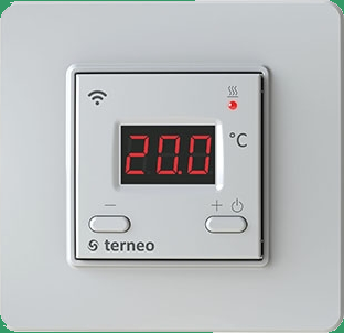 PION ThermoGlass® - WiFi termostat Terneo AX